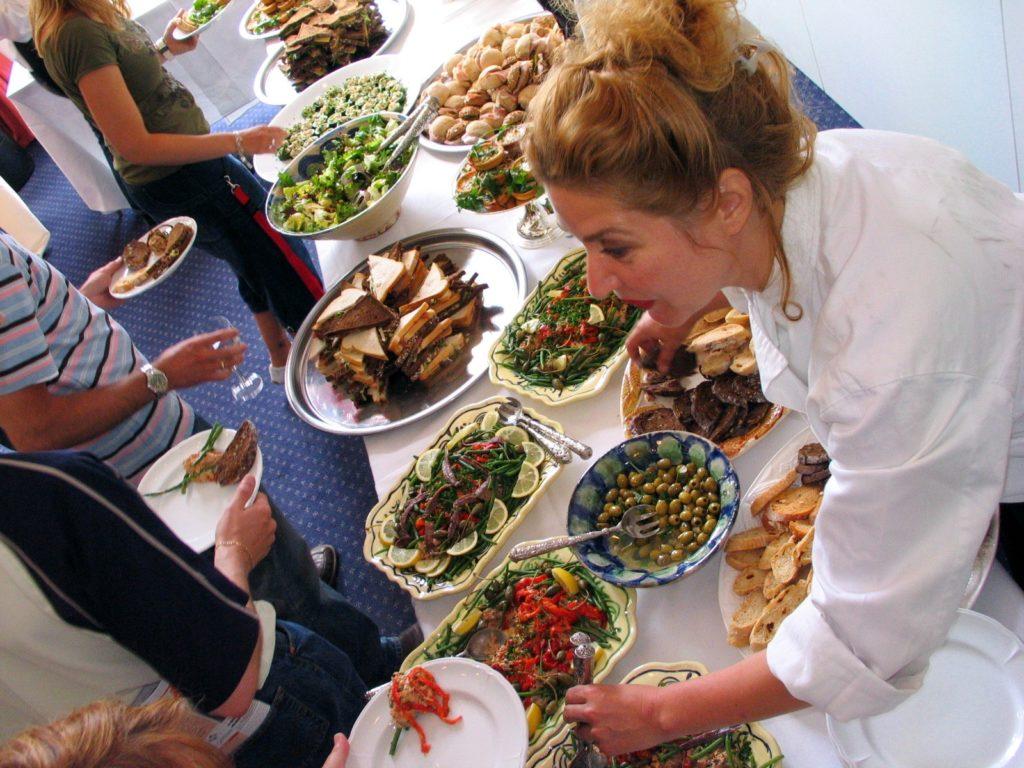 Marijt Schaab Catering Haarlem, cateringbedrijf, zakelijke diners, buffetten
