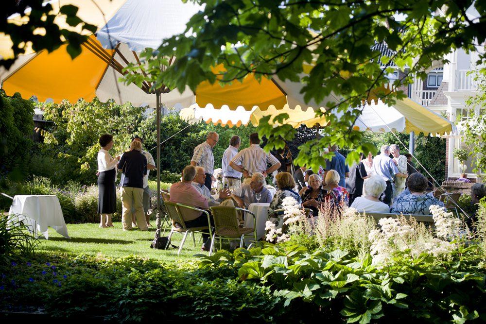 Catering bij feesten en partijen, bruiloft, jubileum, reünie