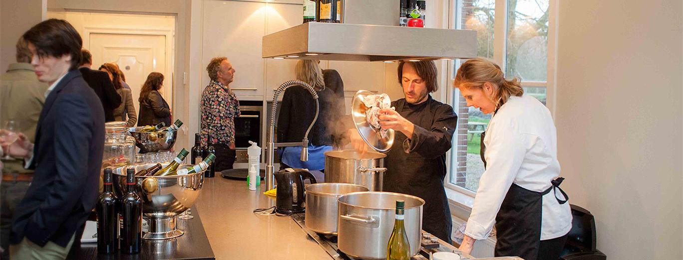 Marijt Schaab Catering Haarlem, cateringbedrijf, zakelijke diners, uitvaart catering