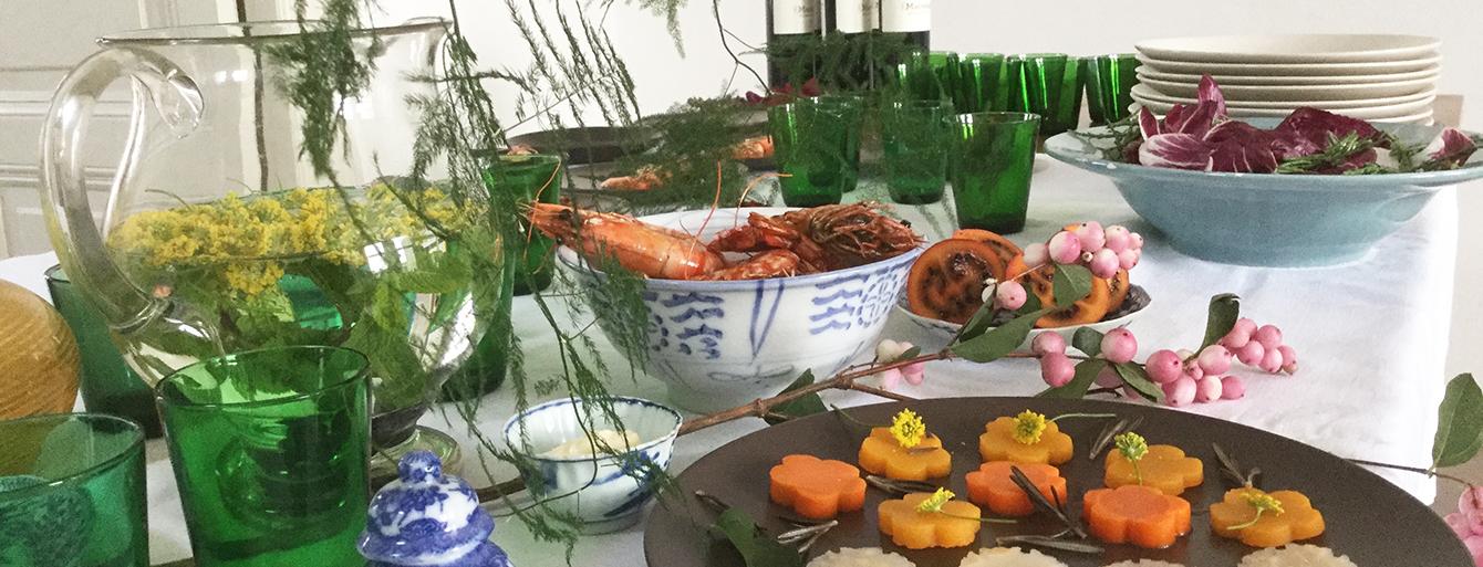 Catering bij uitvaart of herdenkingsdiner; Marijt Schaab catering Haarlem
